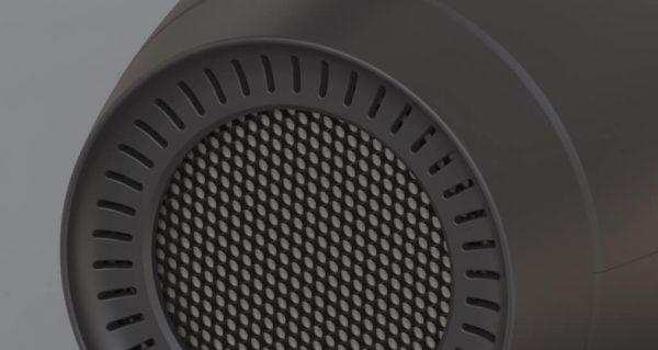 Luchtreiniger Vairus reinigt binnenlucht met fotokatalyse technologie