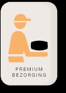 Premium bezorging